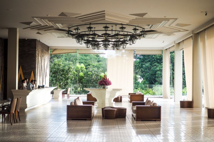 Avista Hideaway Resort and Spa Phuket Lobby