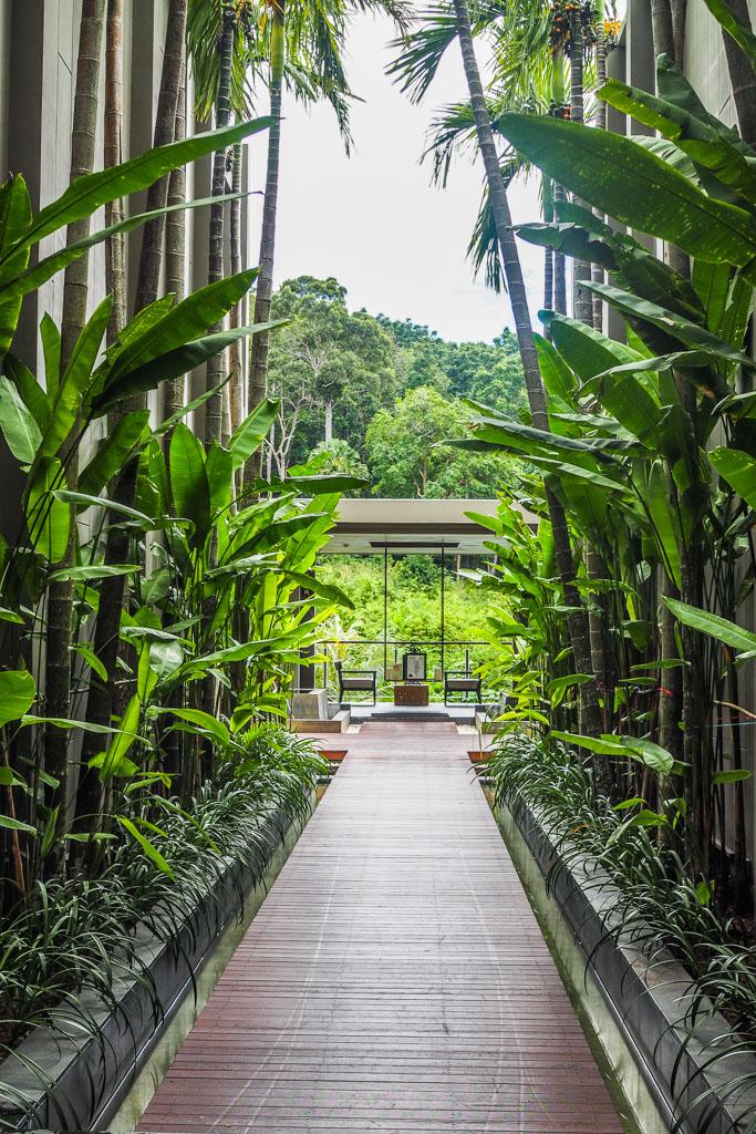 Avista Hideaway Resort Phuket Aqua Spa
