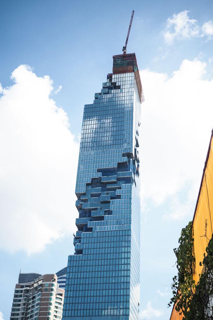 Bangkok tallest building