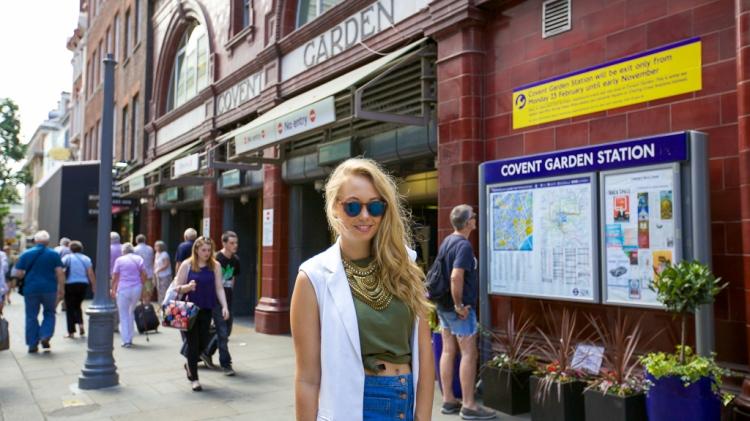Covent Garden Jo Hombsch