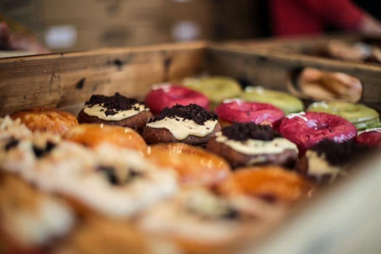 Spitafield London Crosstown Doughnuts Jo Hombsch