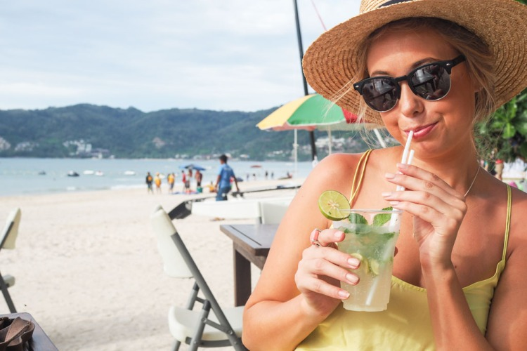 Phuket cocktails