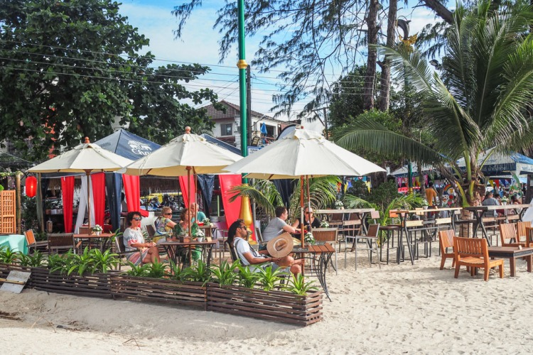 Phuket Patong Beach Seafood Festival