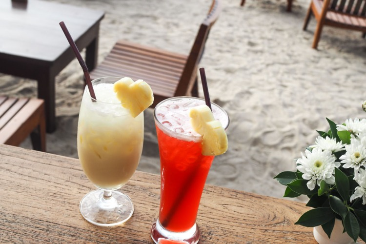 Phuket Cocktails beach