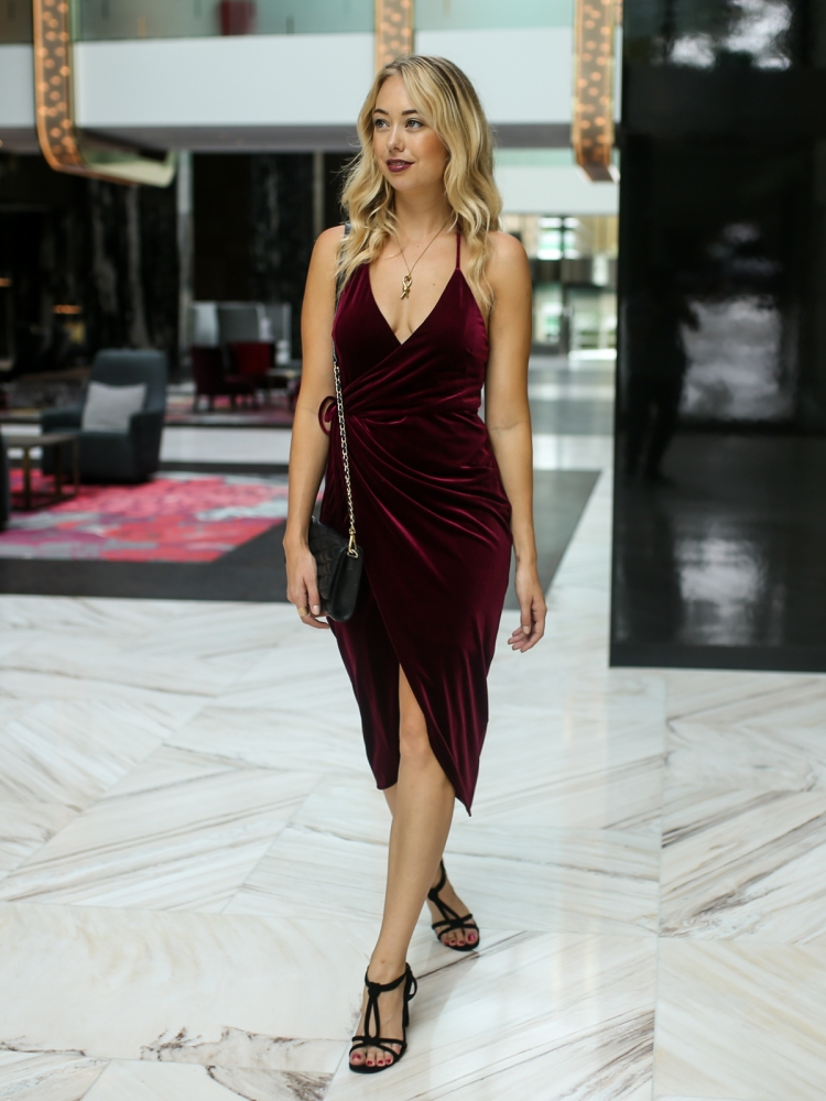 Sheike Velvet Dress Jo Hombsch