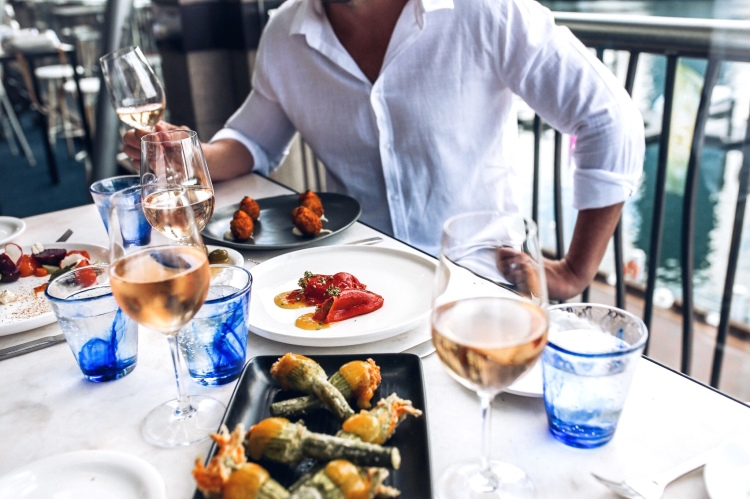 Quattro Wine Long Lunch Cafe Del Mar
