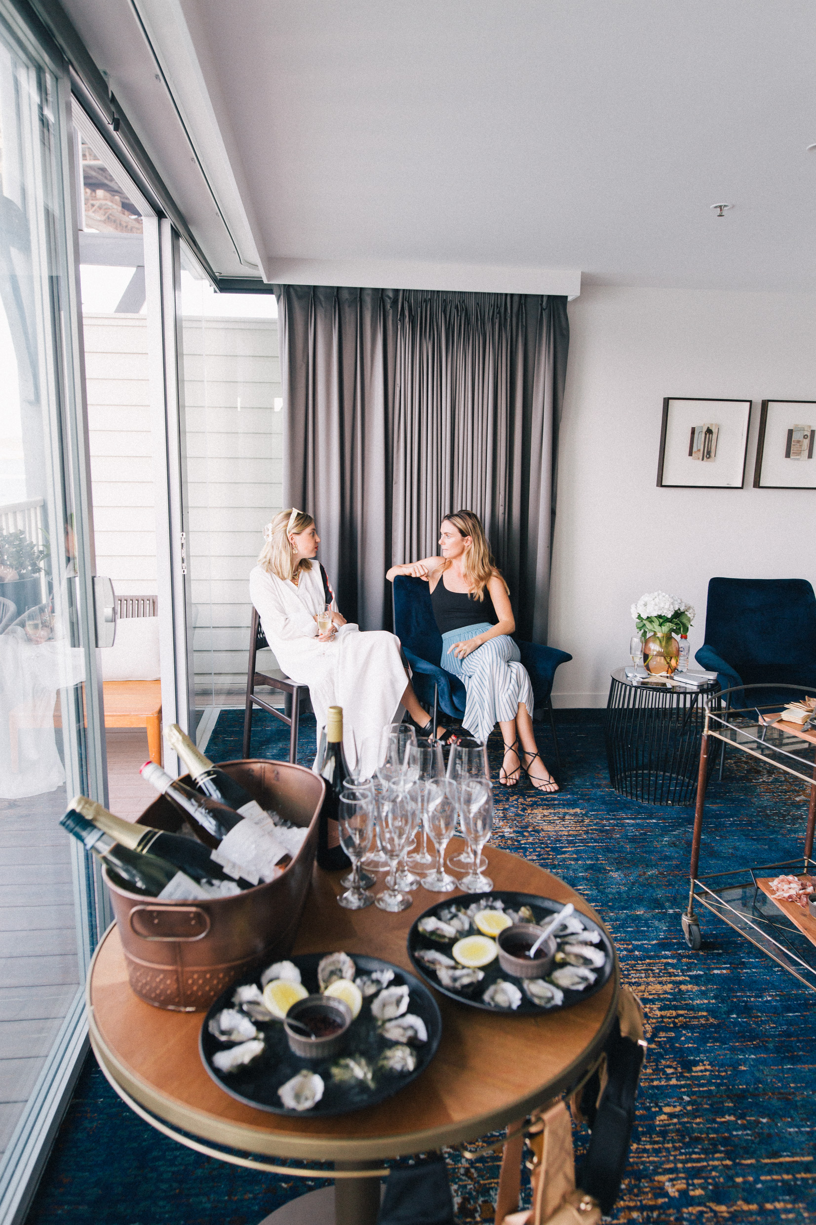 Pier One Hotel Admiral Suite Sydney Harbour Bridge Jo Hombsch