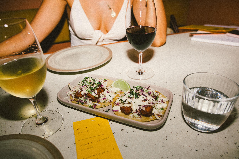 Chica Bonita Sydney food tacos