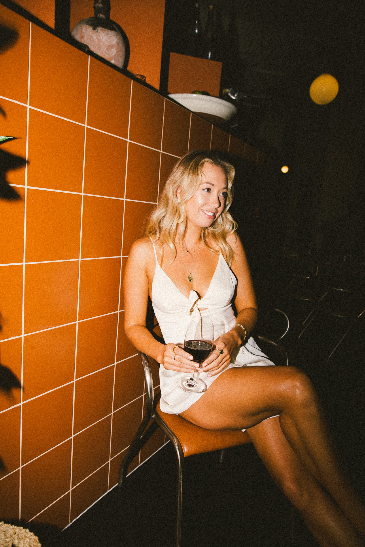 Chica Bonita Sydney cocktails interior