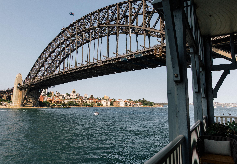 Pier One Hotel Admiral Suite Sydney Harbour Bridge